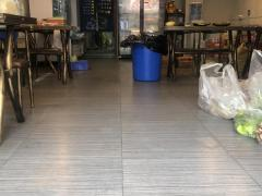 烧烤店营业中。单量稳定。有固定客源